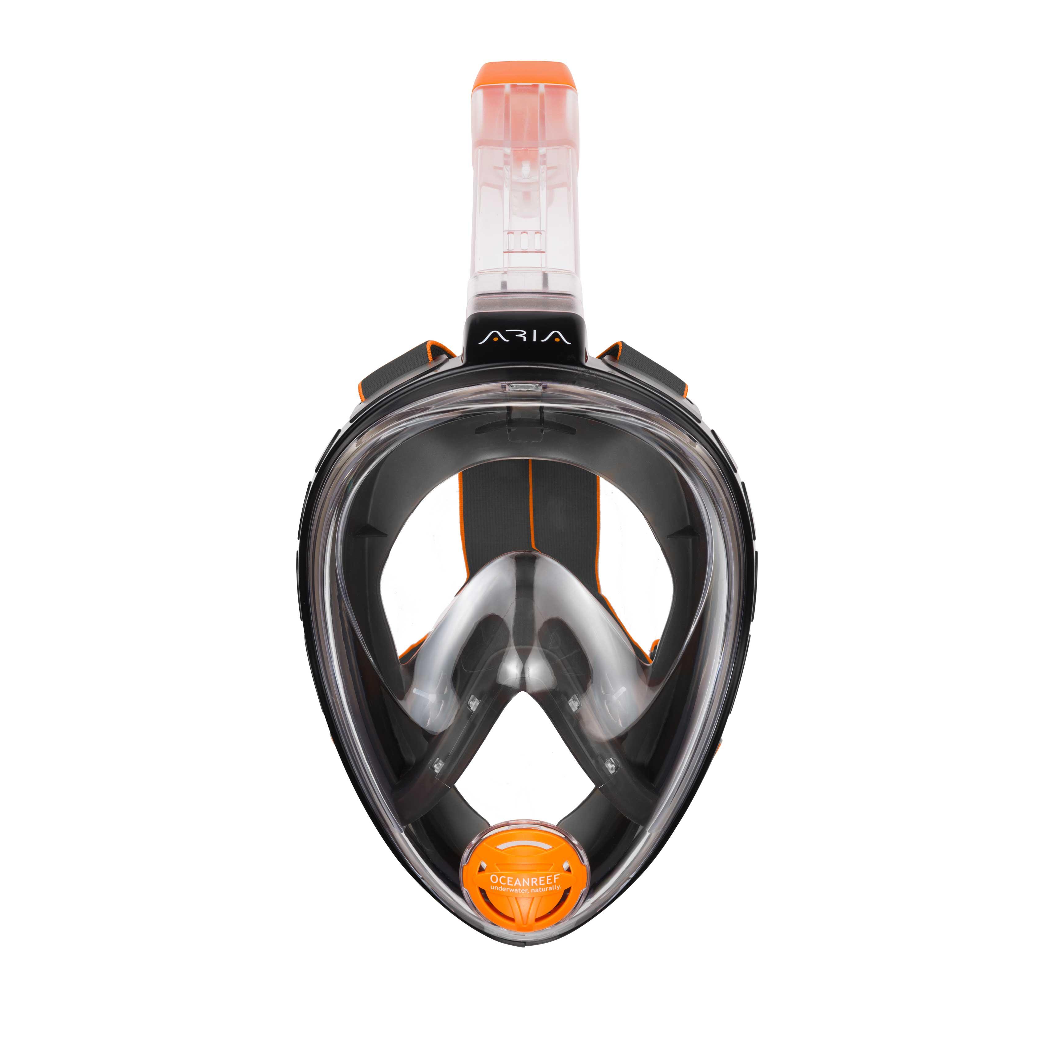 Aria Classic Black Ocean Reef Snorkeling