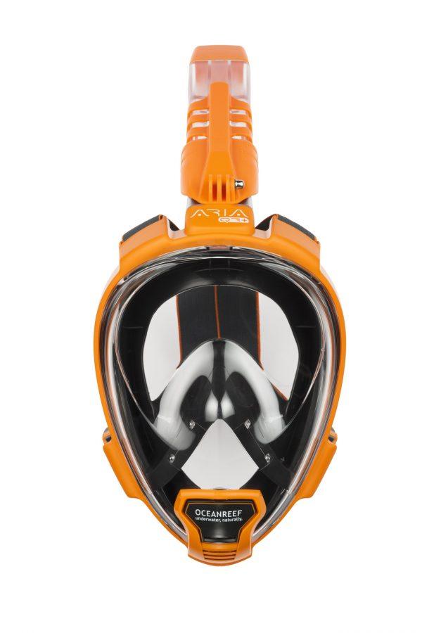 Aria QR+ Orange, front