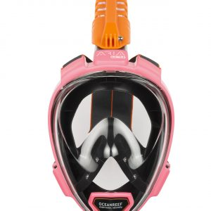 Aria QR+ Pink, front